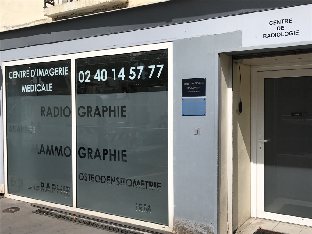 Cabinet de radiologie nantes - Cabinet echographie nantes ...